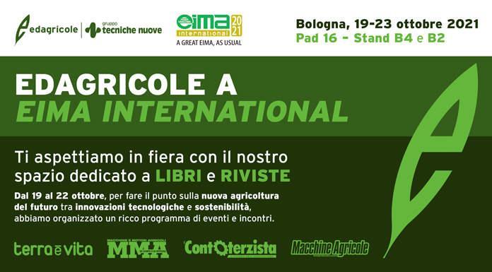 Edagricole a EIMA International